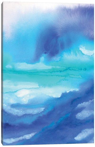 Rise 2 Canvas Art Print