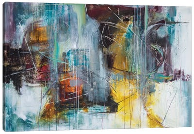 Birdland Canvas Print #JMR10