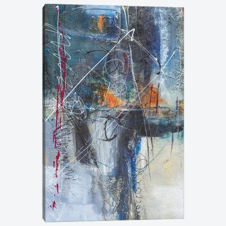 Body & Soul Canvas Print #JMR11} by Jane M. Robinson Canvas Artwork