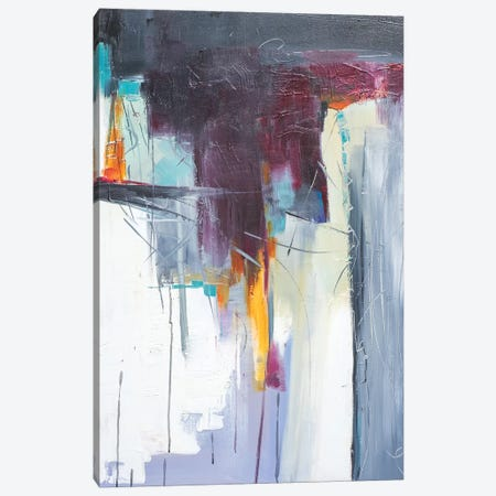 Doodlin' Canvas Print #JMR12} by Jane M. Robinson Canvas Art
