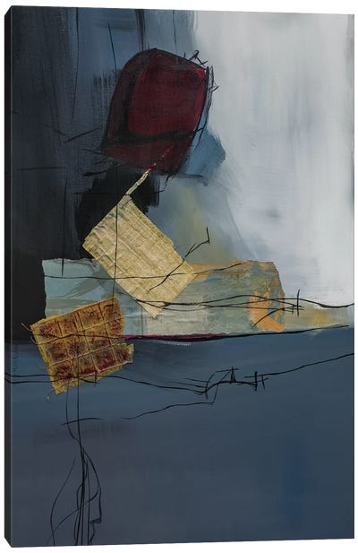 Interplay Canvas Print #JMR14
