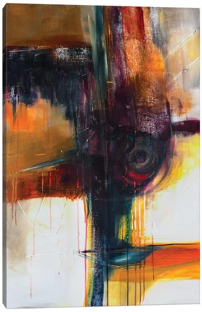 Jazzy Abstract II Canvas Print #JMR15