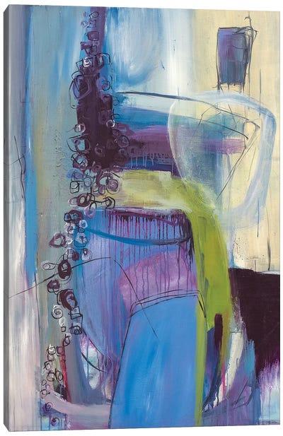 Weary Blues Canvas Print #JMR18