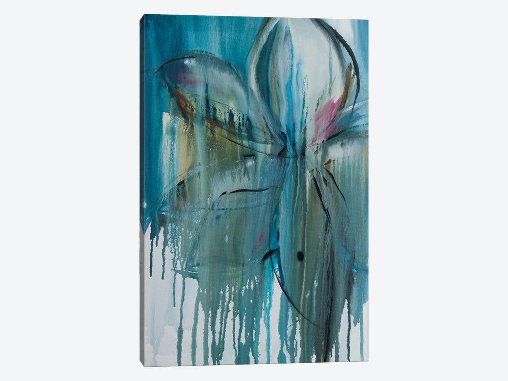 Spring Rain I by Jane M. Robinson 1-piece Canvas Artwork