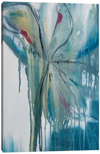 Spring Rain II Canvas Print #JMR21