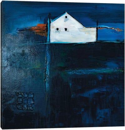 Late Night Farm Canvas Print #JMR24