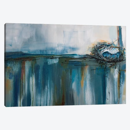 Nesting Canvas Print #JMR25} by Jane M. Robinson Canvas Wall Art