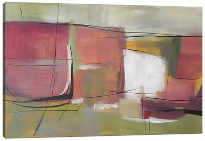 Hep Canvas Art Print