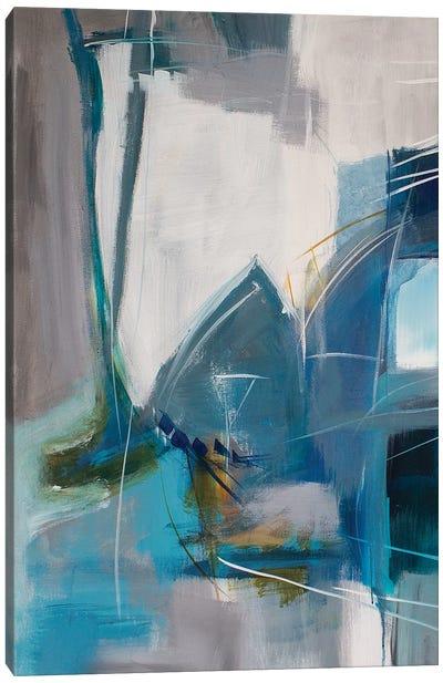 One Flight Down Canvas Art Print