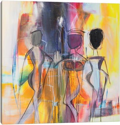 Bosa Nova Canvas Art Print