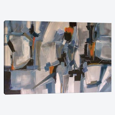 Raz Canvas Print #JMR30} by Jane M. Robinson Canvas Artwork