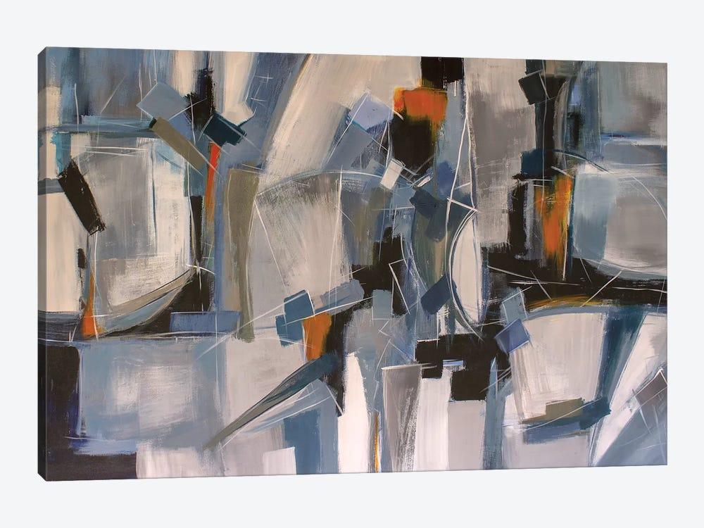 Raz by Jane M. Robinson 1-piece Canvas Print