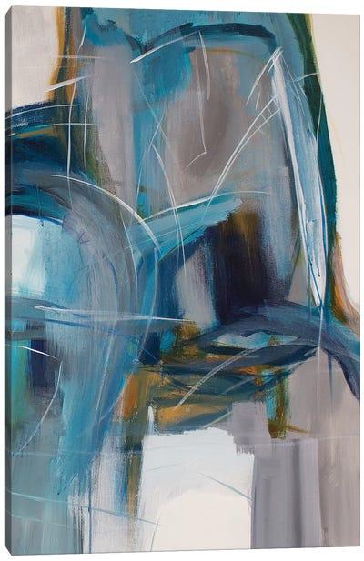 Two Flights Down Canvas Art Print