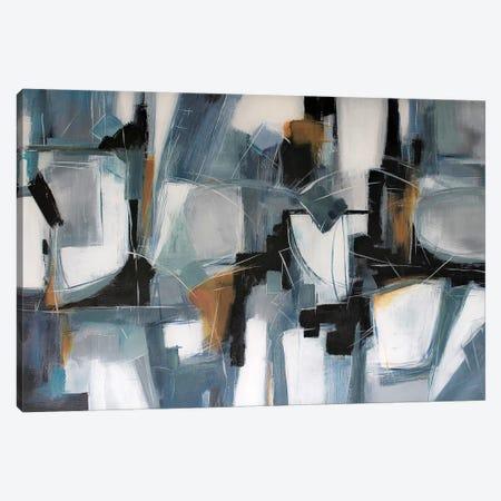 Carolyn 3-Piece Canvas #JMR47} by Jane M. Robinson Canvas Wall Art