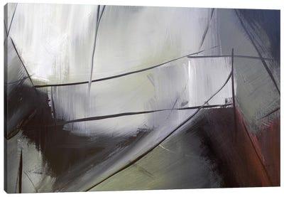 Mossy Pathway Canvas Art Print