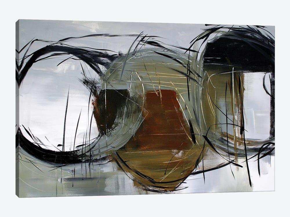 Groove by Jane M. Robinson 1-piece Canvas Art Print