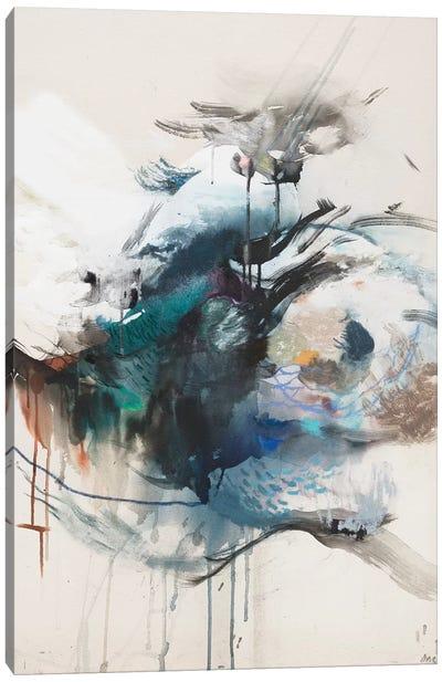 Sleeping Waters Canvas Art Print