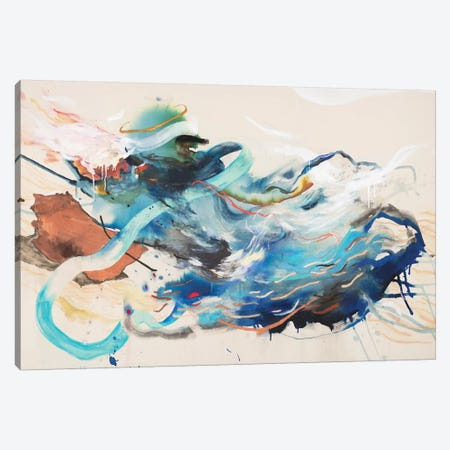 The Death Of Self Contempt Canvas Print #JMT16} by ADHW Studio Canvas Print