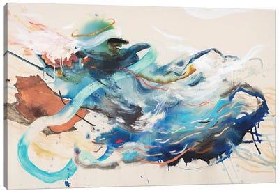 The Death Of Self Contempt Canvas Art Print