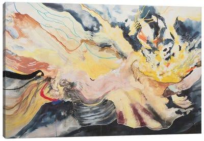 Battleground Canvas Art Print