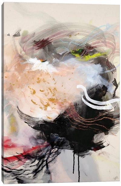 Bright Emergence Canvas Art Print