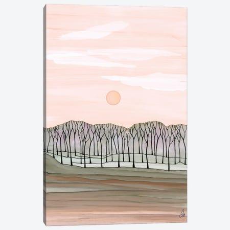 The Forest Canvas Print #JMW56} by Jan Matthews Canvas Artwork