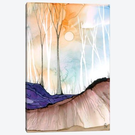 Mystical Canvas Print #JMW69} by Jan Matthews Canvas Art