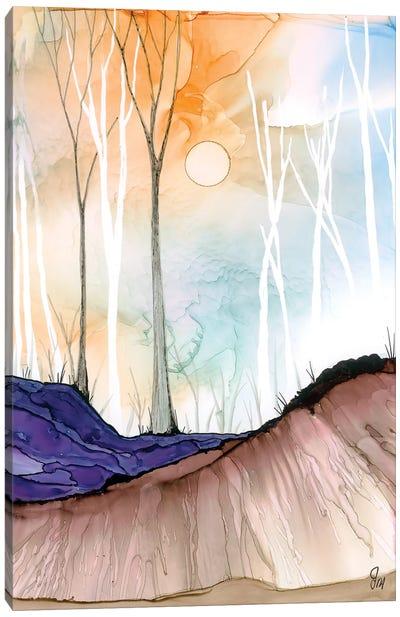 Mystical Canvas Art Print