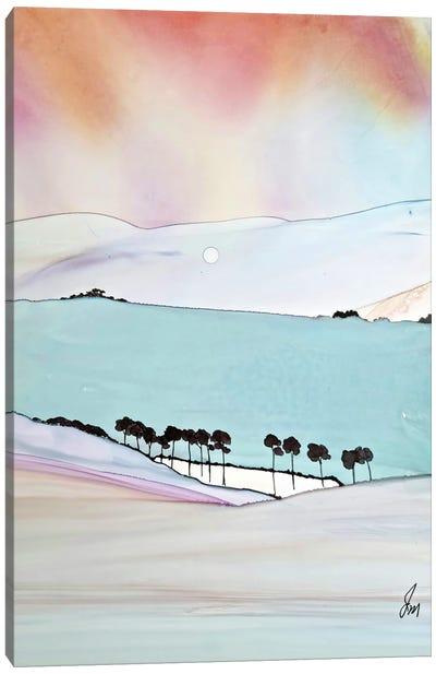 Altered Landscape ll Canvas Art Print