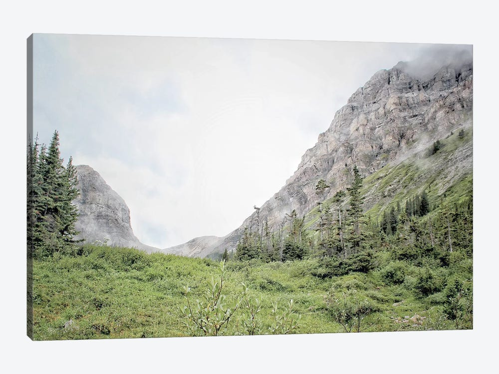 Banff I 1-piece Canvas Print