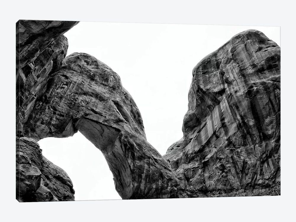 Desert Arches III by Jenna Guthrie 1-piece Canvas Art Print