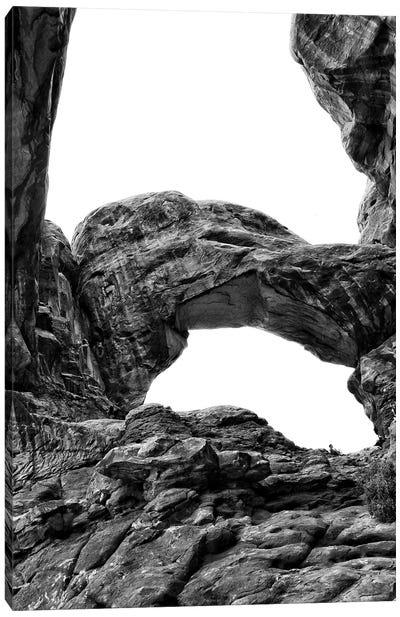 Desert Arches VI Canvas Art Print