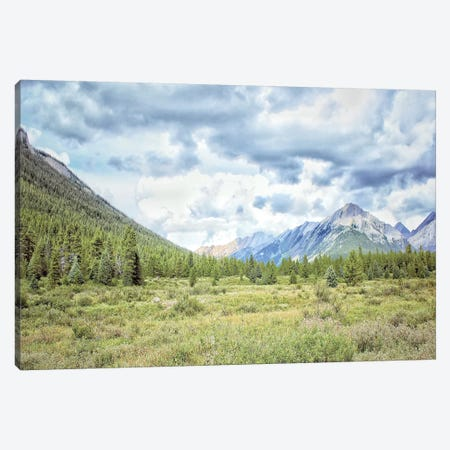Banff II Canvas Print #JNA2} by Jenna Guthrie Canvas Artwork