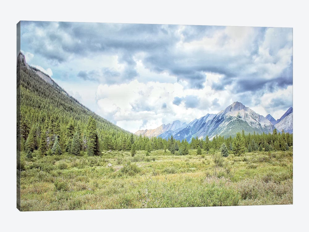 Banff II by Jenna Guthrie 1-piece Canvas Artwork