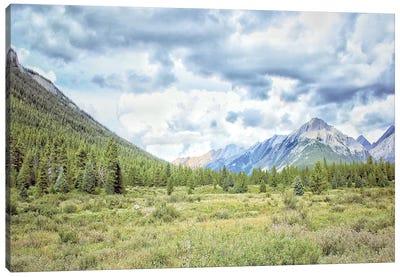 Banff II Canvas Art Print