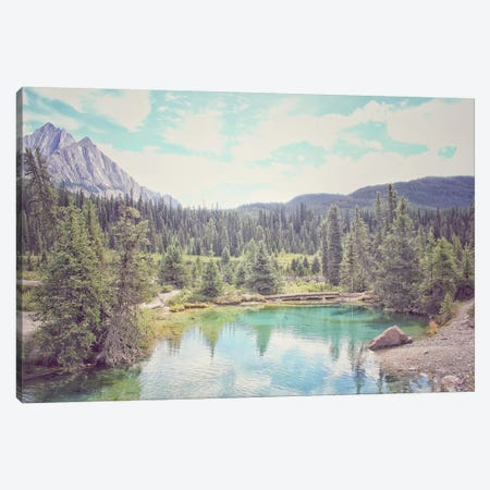 Banff IV Canvas Print #JNA4} by Jenna Guthrie Canvas Print