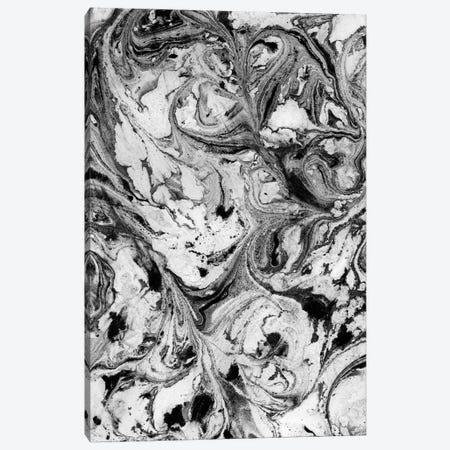 Obsidian I 3-Piece Canvas #JNA5} by Jenna Guthrie Canvas Print