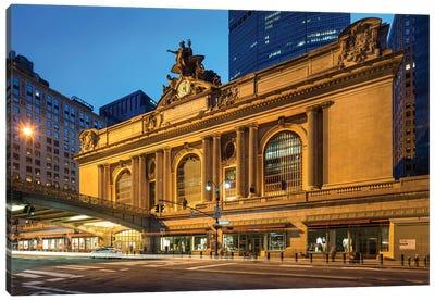 Grand Central Terminal, New York City, Usa Canvas Art Print