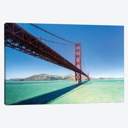 Golden Gate Bridge, San Francisco, California, Usa Canvas Print #JNB1083} by Jan Becke Canvas Wall Art