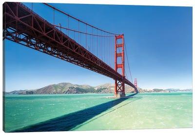 Golden Gate Bridge, San Francisco, California, Usa Canvas Art Print