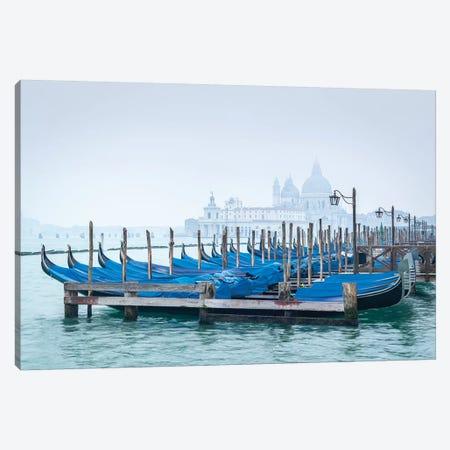 Venice In Winter Canvas Print #JNB120} by Jan Becke Canvas Wall Art