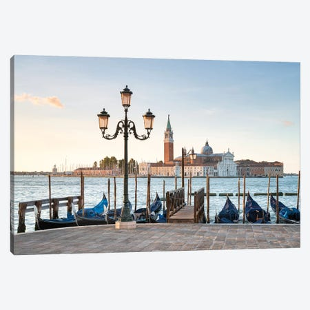 Venice, Italy Canvas Print #JNB121} by Jan Becke Canvas Wall Art