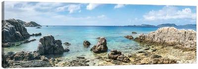 Hijuishi Beach, Tokashiki Island, Okinawa Canvas Art Print