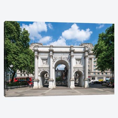 Marble Arch, London, United Kingdom Canvas Print #JNB1897} by Jan Becke Canvas Wall Art