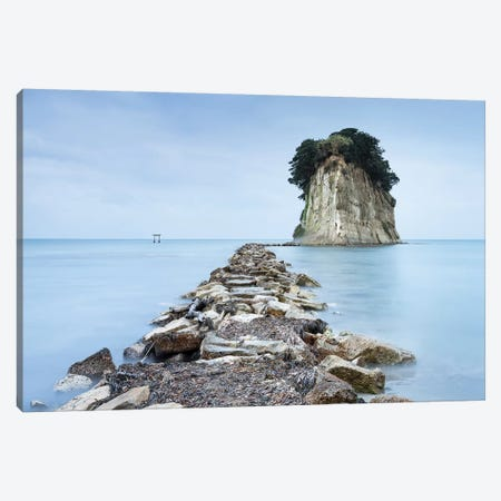 Mitsukejima Island Near Suzu Canvas Print #JNB208} by Jan Becke Art Print
