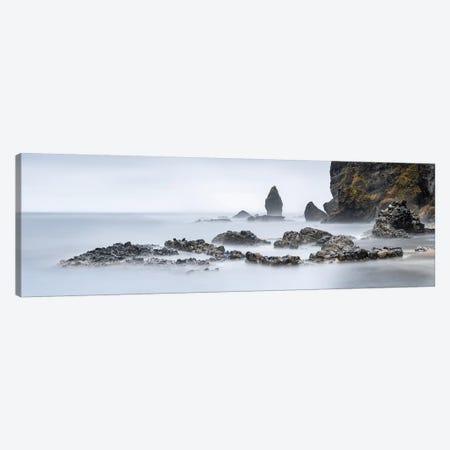 Rocky Coast Of Hokkaido In Northern Japan Canvas Print #JNB211} by Jan Becke Canvas Artwork