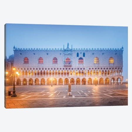 Doge's Palace Canvas Print #JNB25} by Jan Becke Canvas Artwork