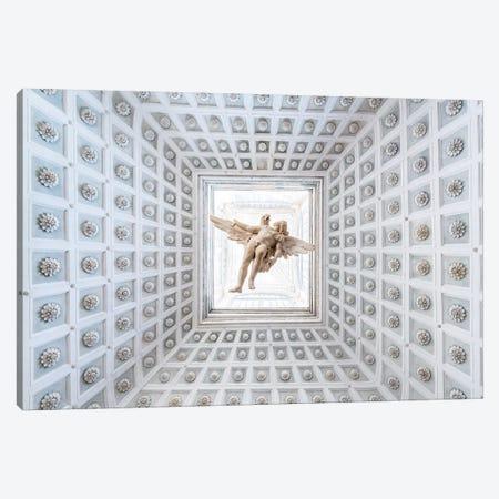 Ganymede Statue At Palazzo Grimani Canvas Print #JNB33} by Jan Becke Canvas Artwork