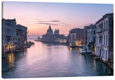 Grand Canal Canvas Art Print