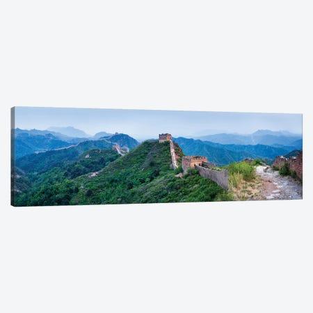 Great Wall Of China Simatai Section Canvas Print #JNB55} by Jan Becke Canvas Art Print